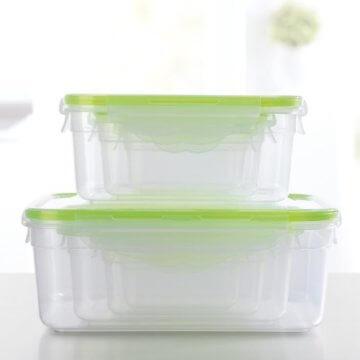 Frischhaltedosen geeignet für Gefrierschrank