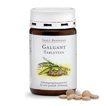 Galgant Tabletten